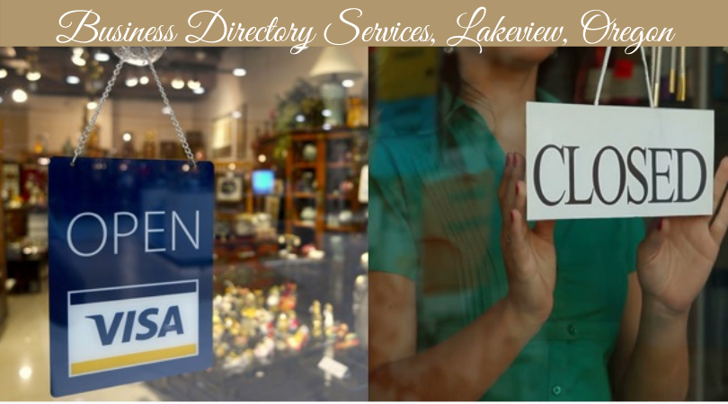 Business Directory Services, Lakeview, Oregon