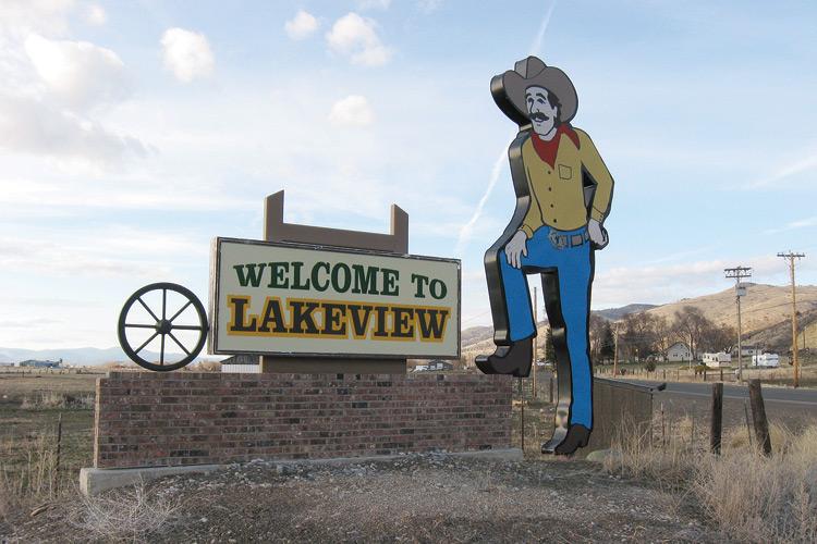 lakeview oregon