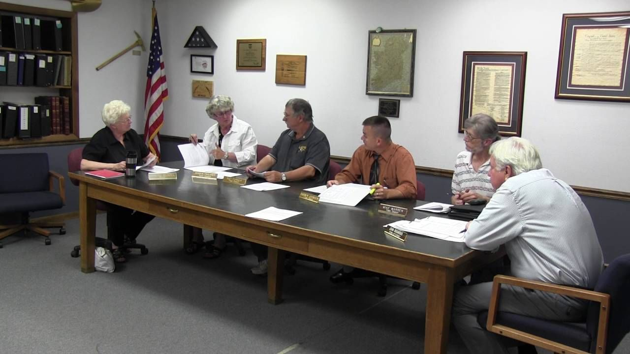town council for Lakeview